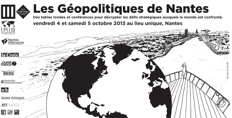 Les géopolitiques de Nantes