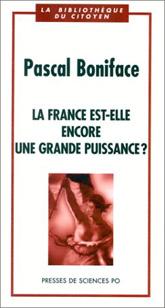 QUADRI - La France est-elle encore une grande puissance