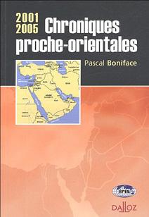 QUADRI - Chroniques proche-orientales