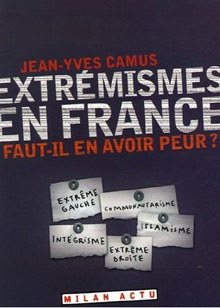 QUADRI - EXTREMISMES EN FRANCE