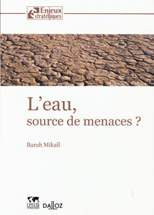 QUADRI - L'EAU SOURCE DE MENACES