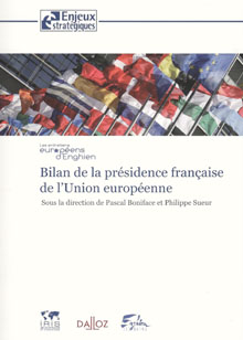 QUADRI - bilan de la présidence française de l'union européenne