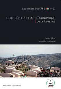 Le dé-développement éco de la Palestine