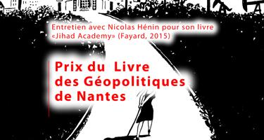 Vidéo Nicolas Hénin