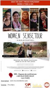 women sense tour